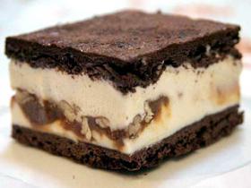 Cheesecake Chocolate Brownie